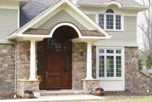 Pvc exterior trim arch window finish carpentry contractor talk