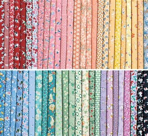 Keepsake Quilt Shop by 1 2 Yard 1930s Quilt Fabric Collection Product Details