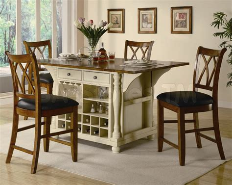 countertop dining room sets bar height kitchen table sets home design ideas gallery