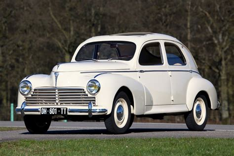 1949 Peugeot 203 One The Few Remaining 1949 Cars In