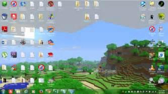 minecraft windows 7 desktop theme windows