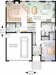 Split Level Floor Plans by Planning Amp Ideas Building House In Split Level House