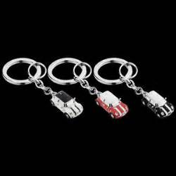 Mini Cooper S Keyring Mini Cooper Car Key Ring White Or Black Hardtop Coupe