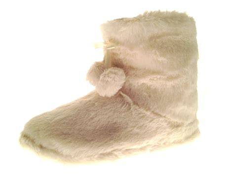 womens boot slippers womens slippers boots booties sequin faux fur warm winter