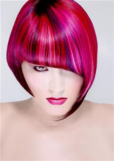 Mango Original Pink pink hair mango margo color style