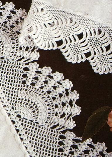 bordure all uncinetto per mensole bordure all uncinetto per tende colonna porta lavatrice