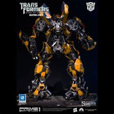 Prime 1 Studio Exclusive Transformers Dotm Bumblebee Statue transformers of the moon bumblebee statue exclusive
