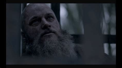 ragnar lothbrok death ragnar and the seer the death of ragnar lothbrok youtube