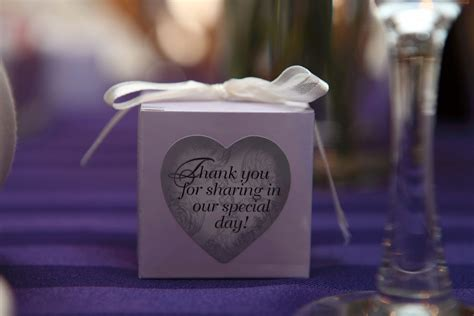 Top 3 Creative Wedding Favor Ideas of 2015 ? Morningside Inn