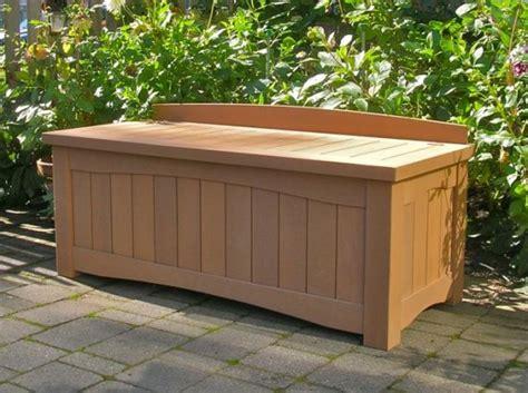 garden bench with storage garden curtis custom woodwork