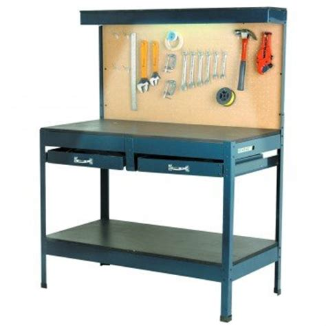 bench outlets workbenches multipurpose workbench with lighting and outlet