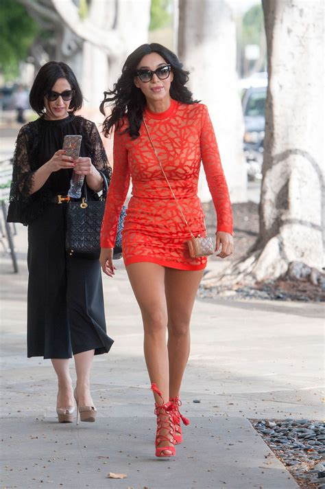 Verona Pooth In Mini Dress Out » Ideas Home Design