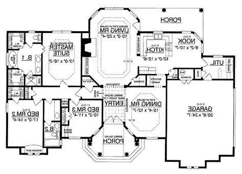 house plans under 2000 sq ft 2000 sq ft house plans photos