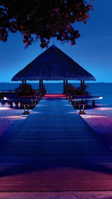 wallpaper angsana resort spa ihuru maldives