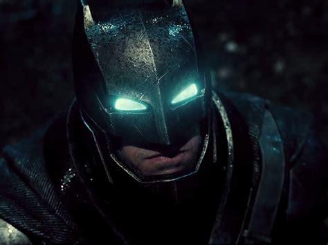 of batman photo of ben affleck in batman v superman as the
