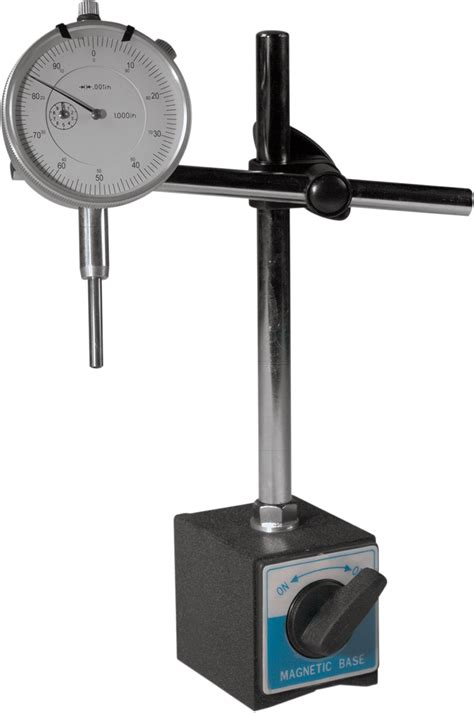 k l supply indicator with magnetic base 35 8421