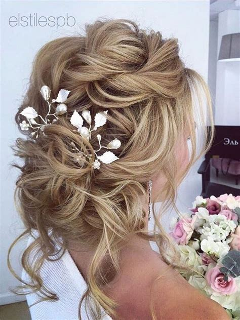 75 chic wedding hair updos for brides deer pearl flowers part 2