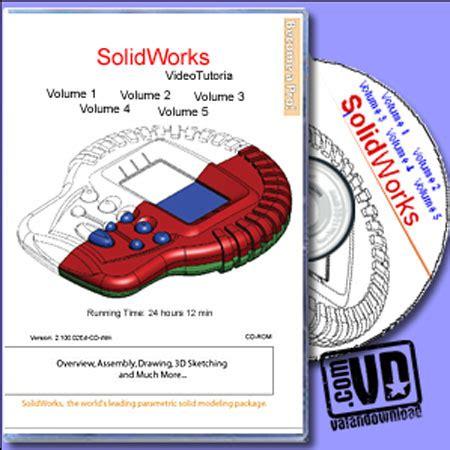 Solidworks Tutorials Vatandownload Com | دانلود آموزش جامع و تصویری نرم افزار حرفه ای طراحی سازه