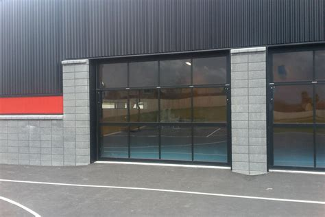 commercial sectional doors commercial sectional doors dominator hamilton