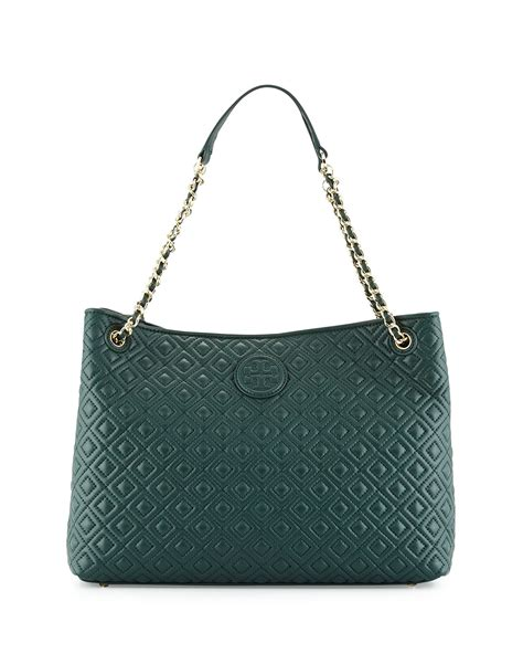 Burch Quilted Bag by Burch Marion Quilted Tote In Green Lyst