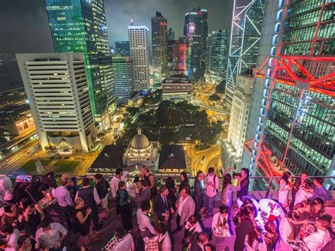 top 10 rooftop bars in the world city travel