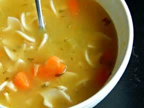 melissa kaylene simple chicken noodle soup
