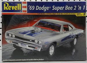 revell 1969 scat pack dodge boys super bee coronet 440 6