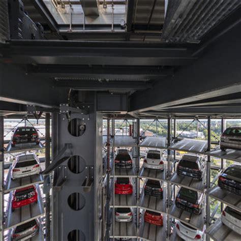 Vw Autoturm by Autostadt Wolfsburg Autoturm