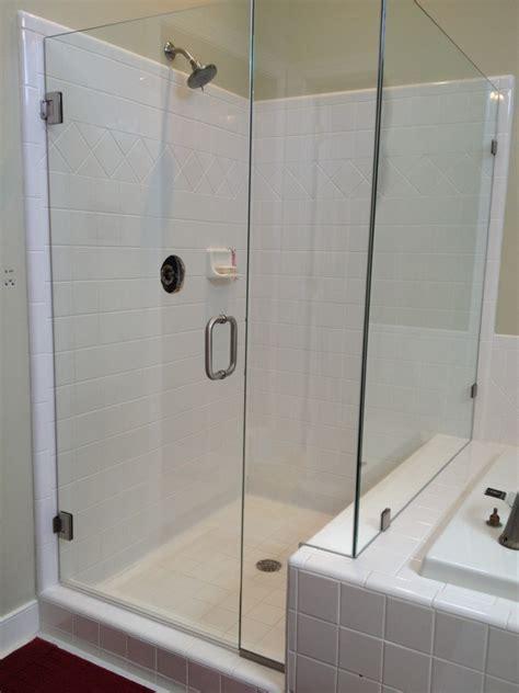 At Shower by View Our Work Virginia Shower Door Llc Richmond Va