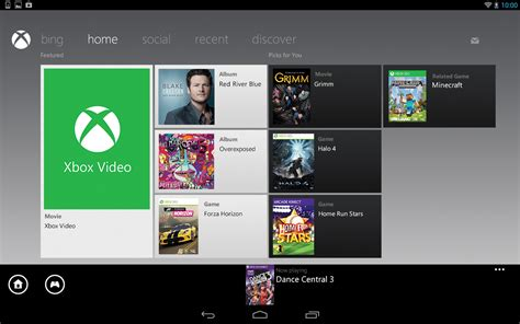 xbox 360 smartglass android apps on play