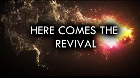 Here Comes The by Planetshakers Here Comes The Revival Lyric