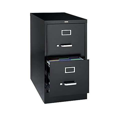 Officemax Filing Cabinets by Officemax Letter Size Vertical File Cabinet 2 Drawers 28