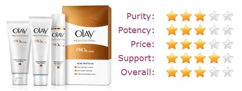Olay Pro X Clear olay pro x clear acne protocol review