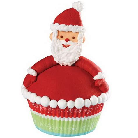 45 easy and creative christmas cupcake decorating ideas