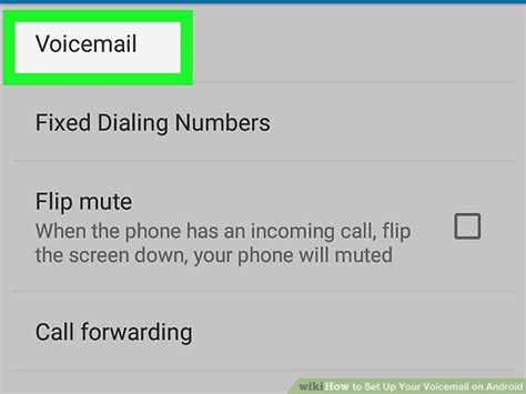 how to set up voicemail on android how to set up your voicemail on android 11 steps with pictures