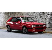 This Imported 1988 Lancia Delta HF Integrale Asks $23900