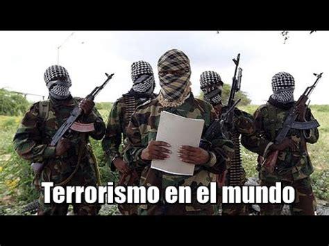 imagenes extrañas en el mundo terrorismo en el mundo youtube