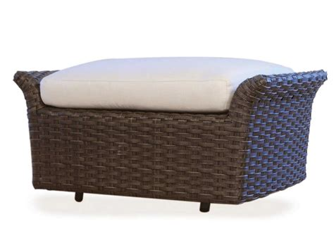 ottoman for glider lloyd flanders flair replacement cushion for glider