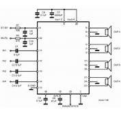 Усилитель мощности 4 х 30 Вт на TDA7386