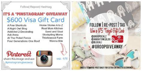 Account Giveaways On Instagram - instagram vine blog hop 4 30 a night owl blog