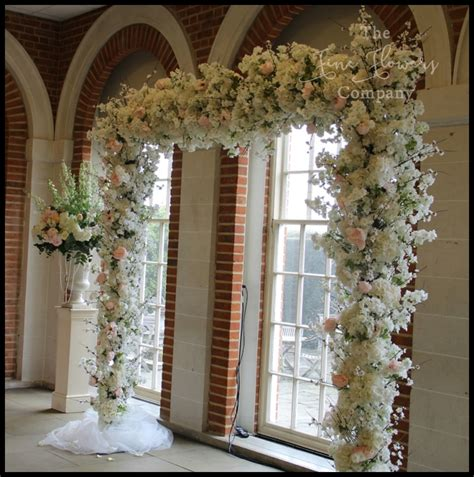 Wedding Arch Hire Uk by Wedding Flowers Arch Hire The Flower Company