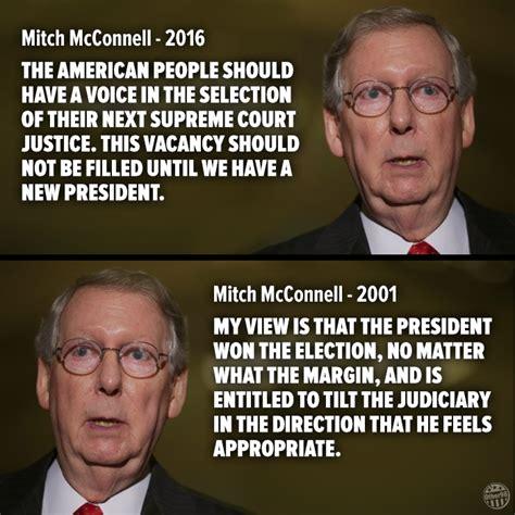 Mitch Mcconnell Meme - political meme tracker electomatic political news