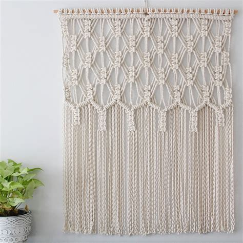 Macrame Wall Hanging - define macrame wall hanging