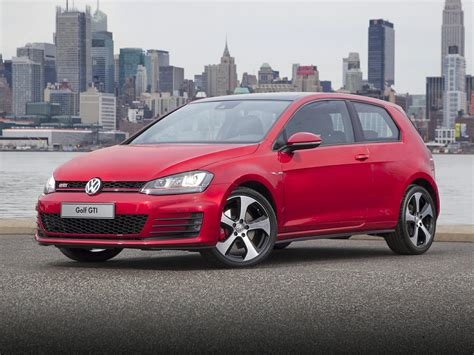 2016 Volkswagen Golf Gti Price Photos Reviews Features