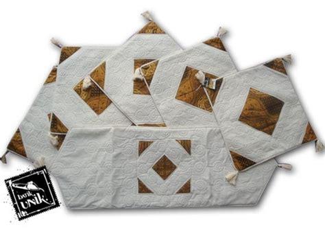 Ezpatal Sarung Bantal Kursi Tamu Satu Set Motif Batik T sarung bantal kursi batik motif batik klasik set sarung