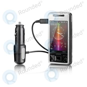 sonyericsson cla 70 xperia x1 car charger