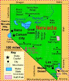 map of arizona and nevada state lesson 13 the west states part 2 april smith s
