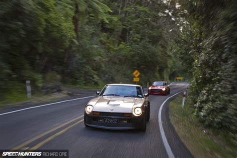 New Datsun 240z by Dogs New Tricks Datsun Z In 2 Flavours Speedhunters