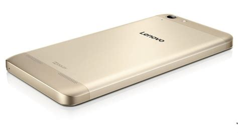 Lenovo Vibe K5 Gold lenovo vibe k5 ve k5 plus ıtıldı log