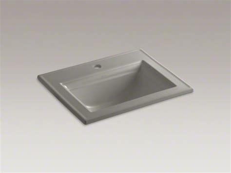 kohler memoirs bathroom sink kohler memoirs r stately drop in bathroom sink with